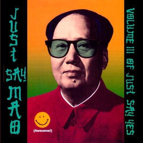 just-say-mao-just-say-mao-cd-r