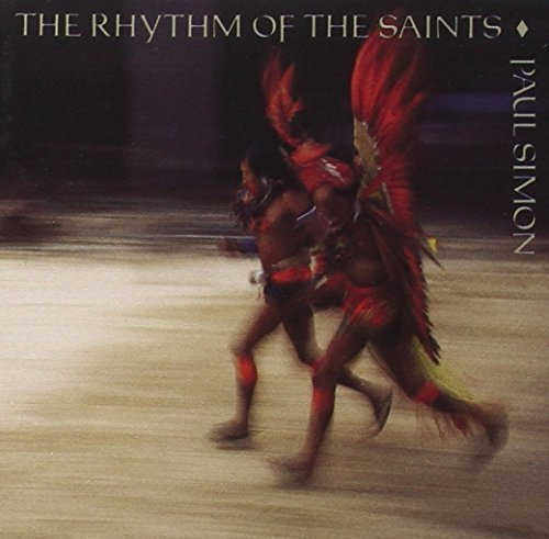 Simon Paul Rhythm Of The Saints
