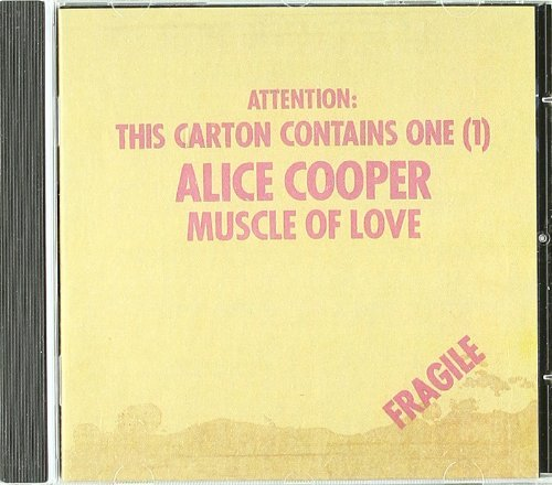 Alice Cooper Muscle Of Love Import Swe
