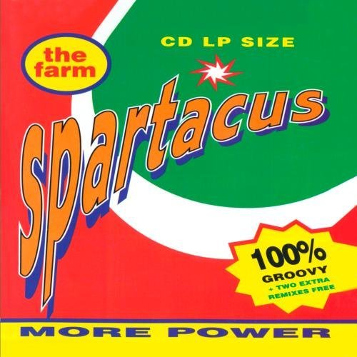 Farm Spartacus CD R