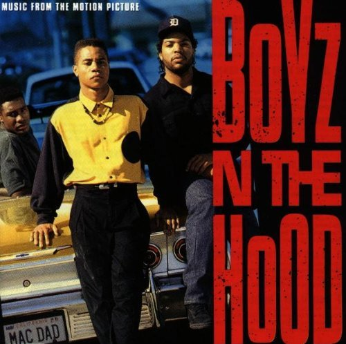 Boyz N The Hood Soundtrack Ice Cube Yo Yo Too Short Campbell 2 Live Crew Jones