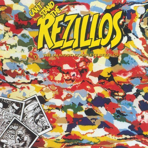 Rezillos Can't Stand The Rezillos Alm
