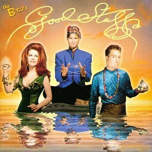 B 52's Good Stuff Jewel Box CD