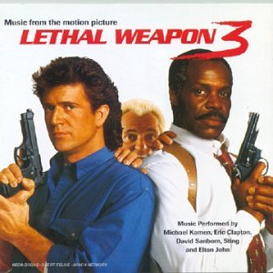 Soundtrack Lethal Weapon 3