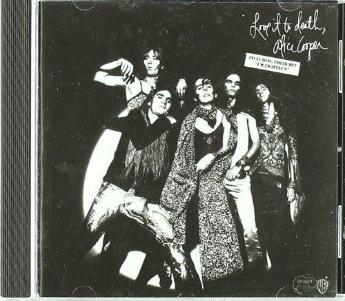 Alice Cooper/Love It To Death
