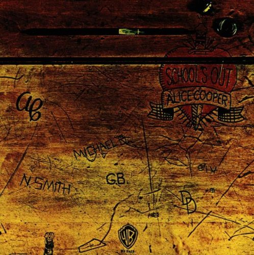 Alice Cooper/School's Out