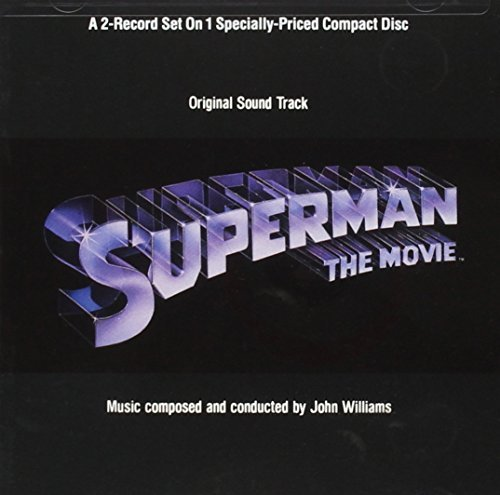 Superman The Movie Soundtrack
