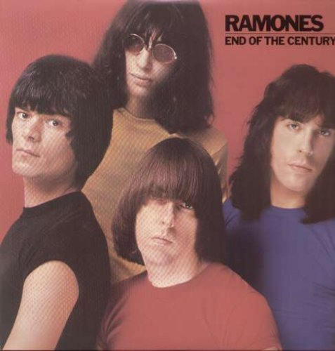Ramones End Of The Century 180gm Vinyl