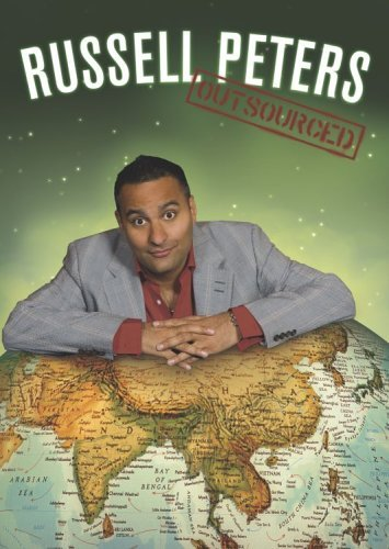 Russell Peters Outsourced DVD Nr