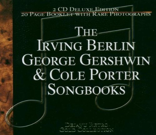Berlin Gershwin Porter Gold Collection Import Gbr