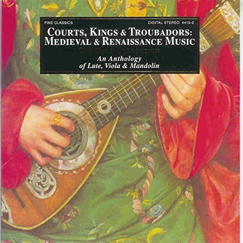 Court Kings & Troubadors Medi Courts Kings & Troubadors Med Various