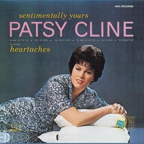 Patsy Cline Sentimentally Yours