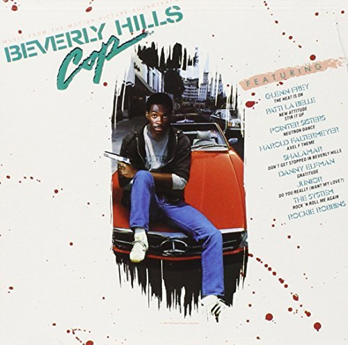 Various Artists Beverly Hills Cop La Belle Shalamar Frey Elfman