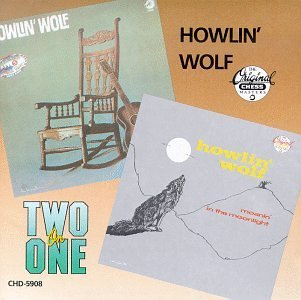 Howlin' Wolf Howlin' Wolf Moanin' In The Mo 2 On 1