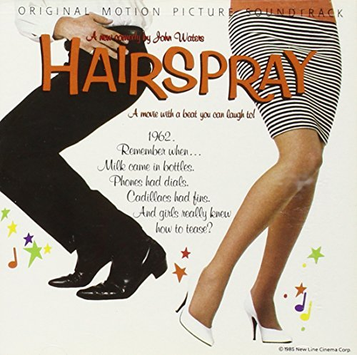 Various Artists Hairspray Sweet Ikettes Bradley Pitney Flares Five Du Tones Lynn
