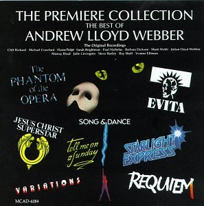Andrew Lloyd Webber Premiere Collection