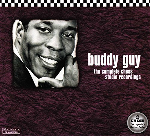 Buddy Guy Complete Chess Studio Recordin