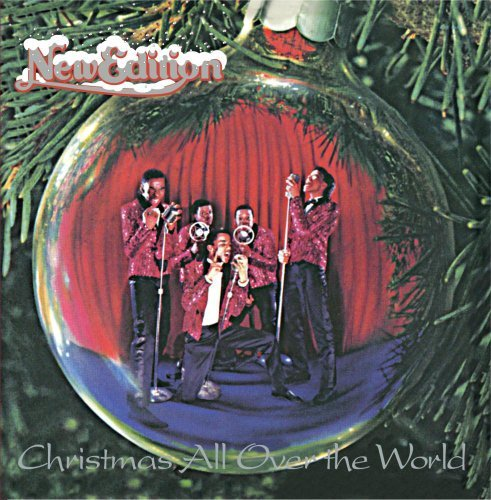 New Edition Christmas All Over