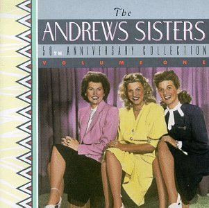 Andrews Sisters 50th Anniversary