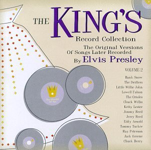 King's Record Collection Vol. 2 Original Versions Of Snow Drifters Fulson Willis King's Record Collection