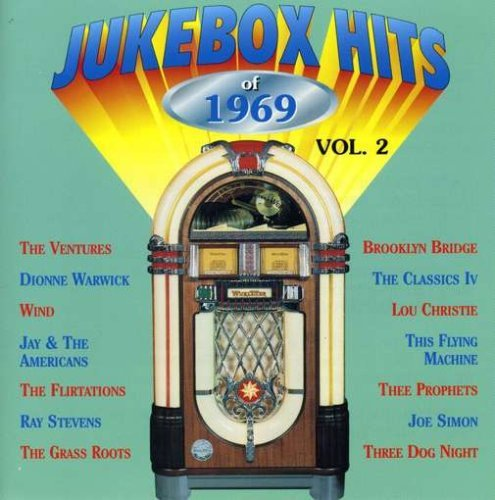 Jukebox Hits Vol. 2 Jukebox Hits Of 1969 Jukebox Hits