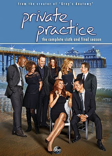 Private Practice Season 6 Final Season DVD Nr 3dvd