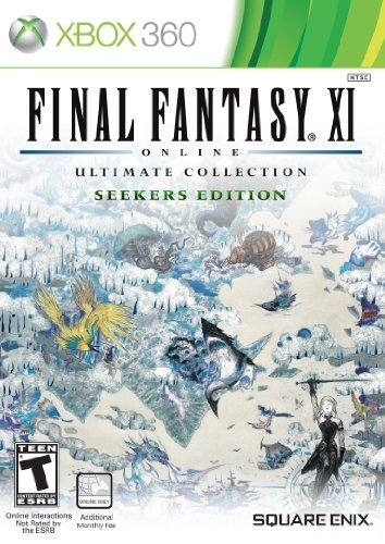 Xbox 360 Final Fantasy Xi Ultimate Collection Seekers Editi