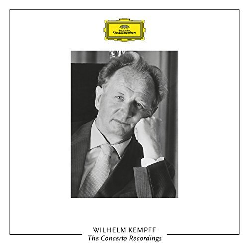 Wilhelm Kempff Concerto Recordings 14 CD