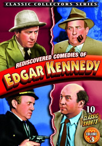 Vol. 3 Rediscovered Comedies O Kennedy Edgar DVD R Bw Nr