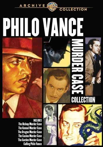 Philo Vance Murder Case Collec Powell William DVD Mod This Item Is Made On Demand Could Take 2 3 Weeks For Delivery