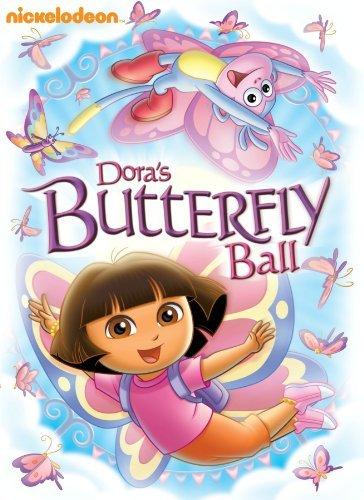 Doras Butterfly Ball Dora The Explorer Nr