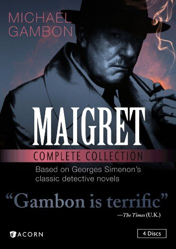 Maigret Complete Collection DVD