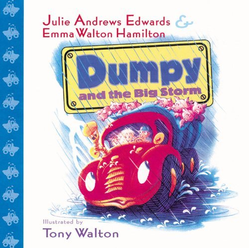 Julie Andrews Edwards Dumpy And The Big Storm
