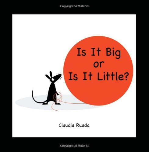 Claudia Rueda Is It Big Or Is It Little?