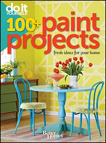 Bull moose better homes and gardens do it yourself 100 paint better homes and gardens do it yourself 100 paint projects fresh ideas for your home solutioingenieria Image collections