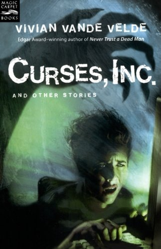 Vivian Vande Velde Curses Inc. And Other Stories