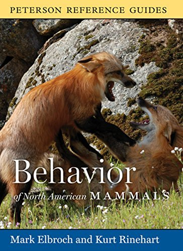 Mark Elbroch Behavior Of North American Mammals