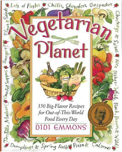 Didi Emmons Vegetarian Planet