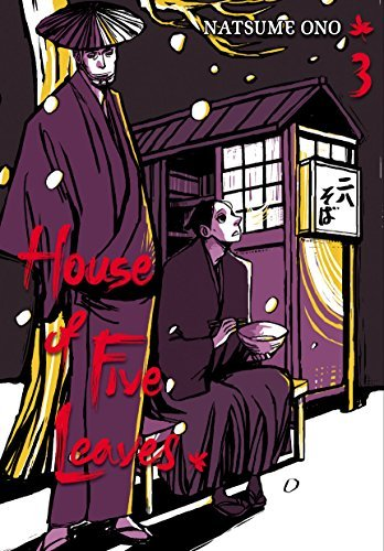 Natsume Ono House Of Five Leaves Vol. 3 Original