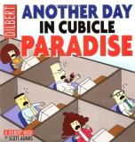 Scott Adams Another Day In Cubicle Paradise Original