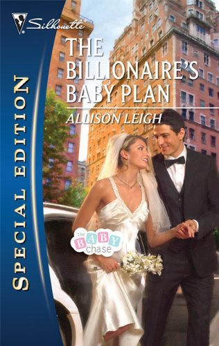 Allison Leigh The Billionaire's Baby Plan (silhouette Special Ed