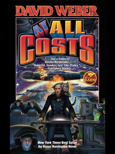 David Weber At All Costs [with Cdrom]