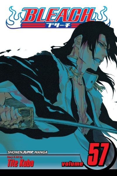 Tite Kubo Bleach Volume 57