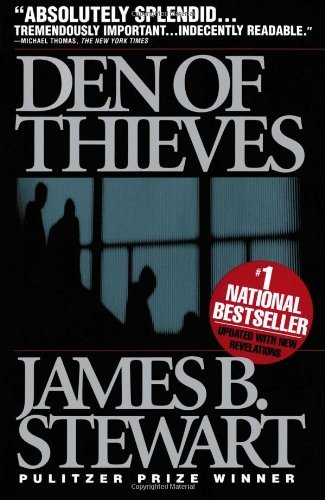 James B. Stewart Den Of Thieves