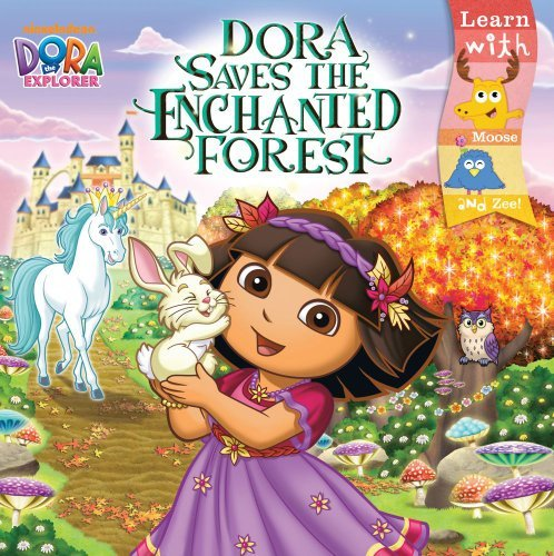 Sheila Sweeny Higginson Dora Saves The Enchanted Forest