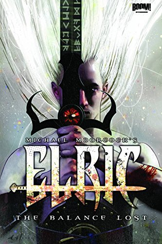 Michael Moorcock Elric The Balance Lost Volume 1