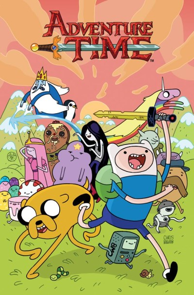 Ryan North Adventure Time
