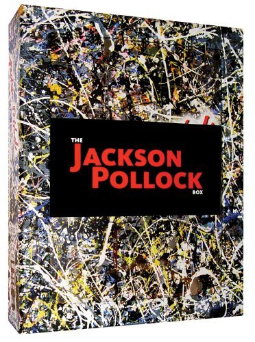 Helen A. Harrison The Jackson Pollack Box Energy And The Imagination [with Paint Canvas And