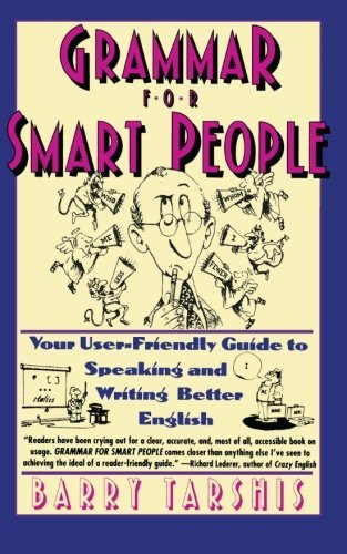 Barry Tarshis Grammar For Smart People Original