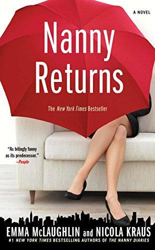 Emma Mclaughlin Nanny Returns